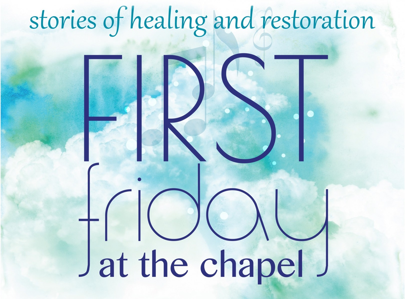 First Friday Service at the San Chapel