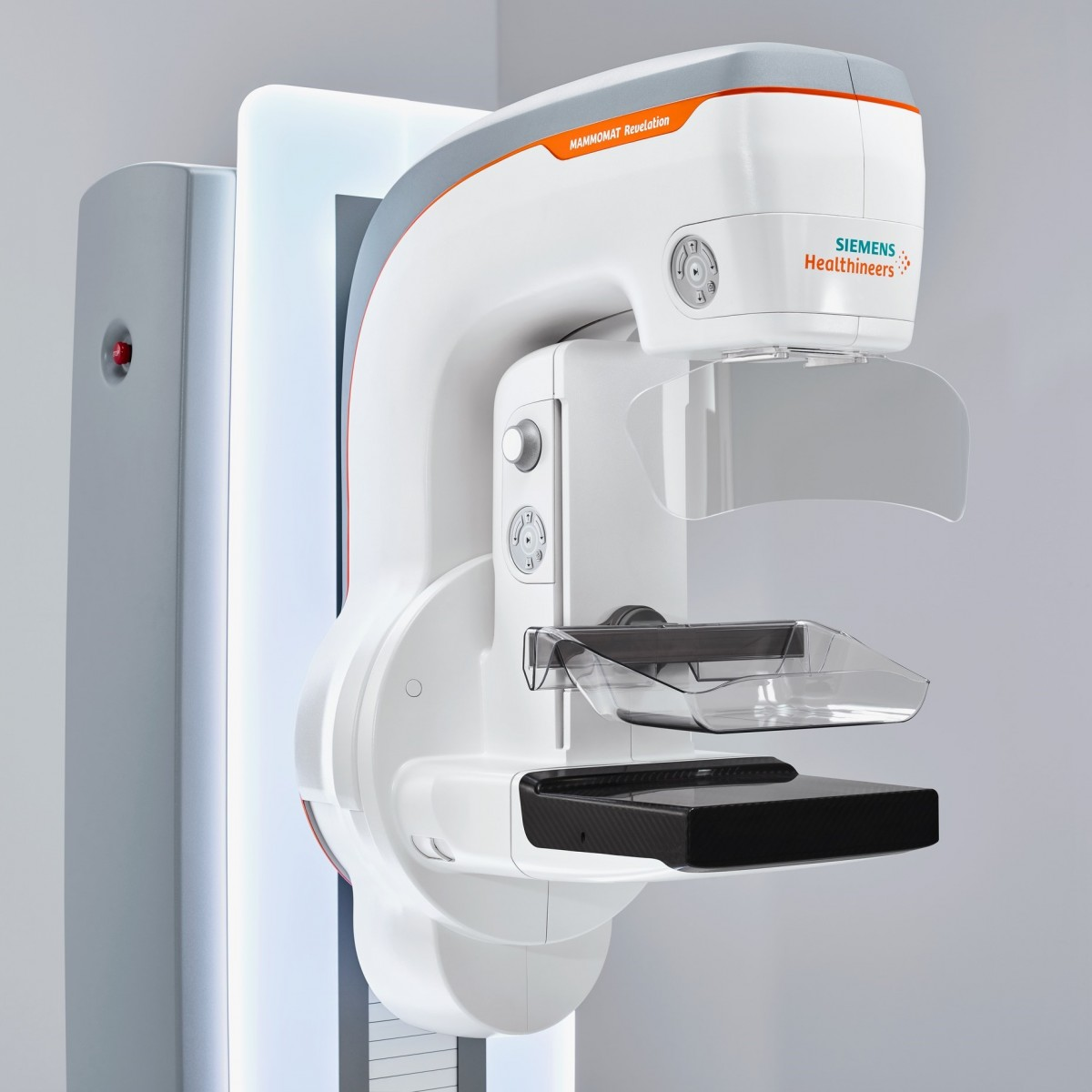 Mammography machine at SAH