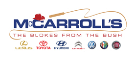 McCarroll's Automotive Logo