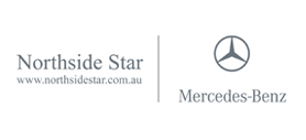 Northside Star Mercedes-Benz Logo
