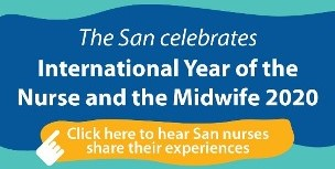Videos featuring AHCL Nurses talking about working at the San